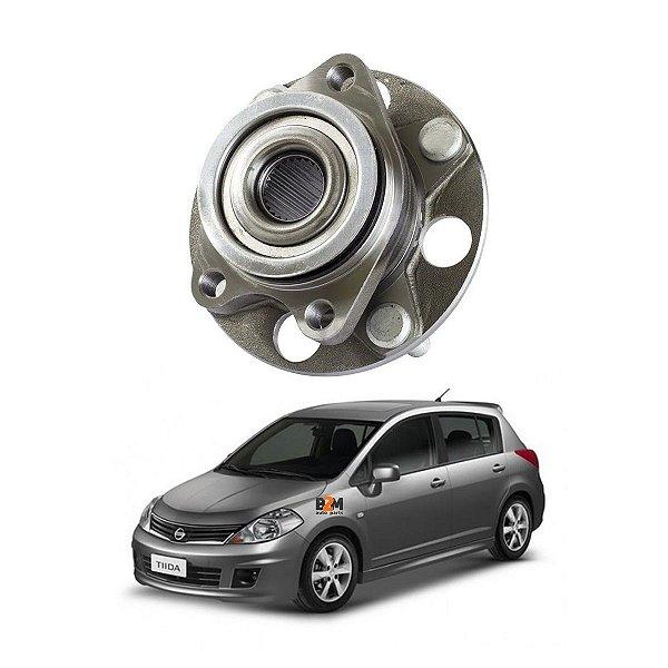 Cubo Roda Dianteira Nissan Tiida Livina 1.6 1.8 16v C/abs