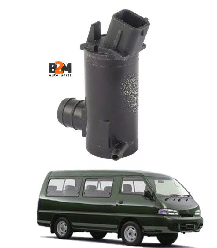 Bomba Reservatorio Limpador Parabrisa Hyundai H100 Hr 03/..
