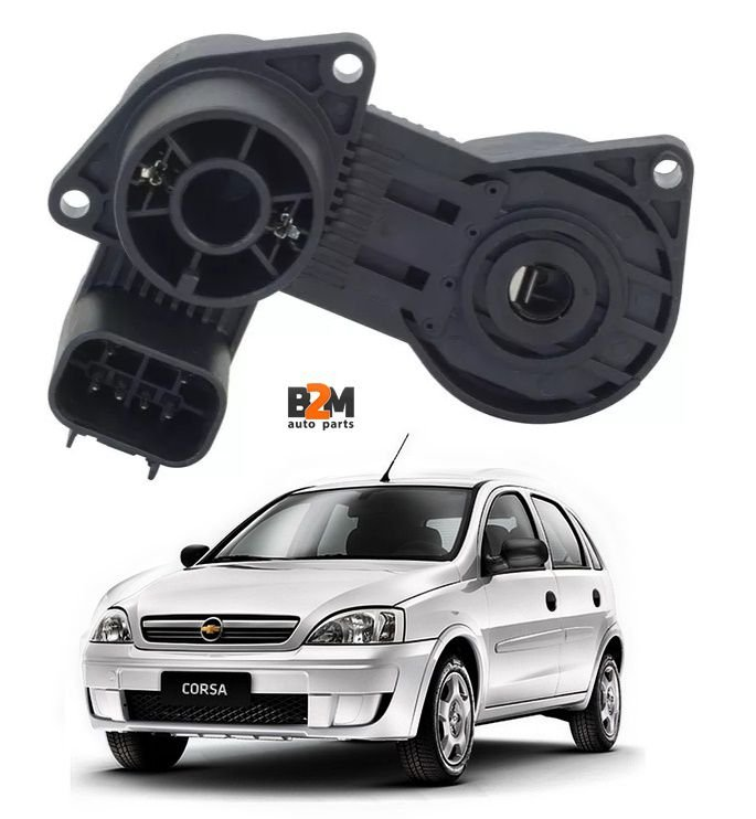 Sensor Borboleta Gm Corsa Montana Meriva 1.4 1.8