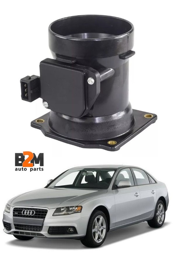Sensor Fluxo Audi A4 A6 2.4 A6 2.8 Vw Passat 2.8 99/..