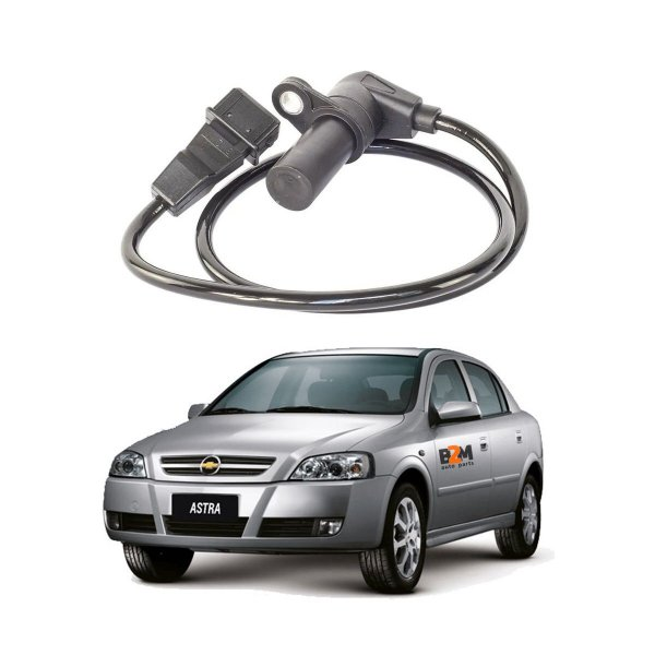 Sensor Rotação Gm Astra Celta Corsa Montana Meriva 90451442