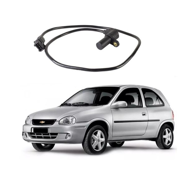 Sensor Rotação Gm Corsa Gsi Corsa 1.0 1.6 Tigra  90337650