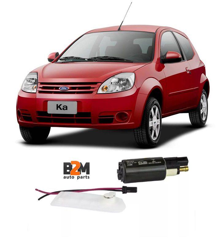 Bomba De Combustivel Ford Fiesta Ka Courier 1.0 1.3 1.4