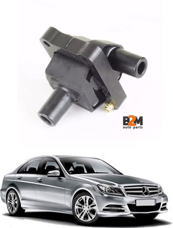 Bobina Ignição Mercedes Benz C180 C200 Clk200 E200 E230 E280