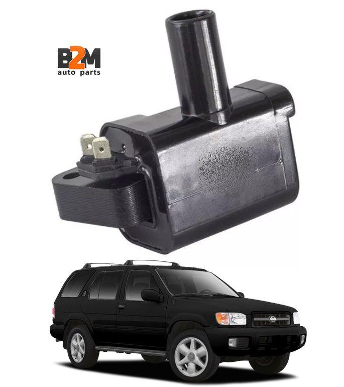 Bobina Ignição Nissan Pathfinder 3.3 V6 96/00 Maxda Mx3