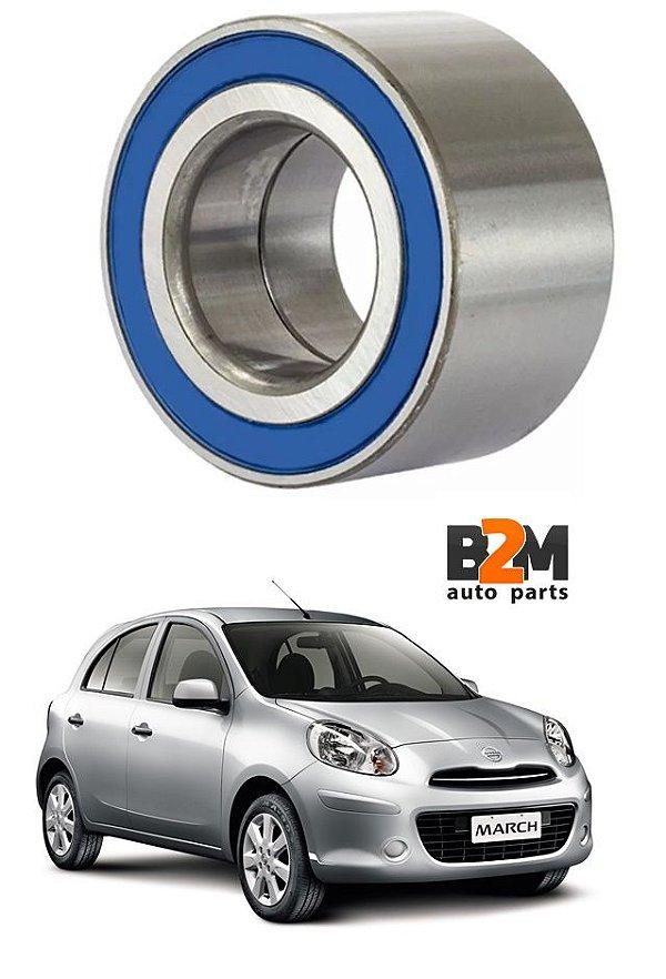 Rolamento Roda Dianteira Nissan March Versa 1.0 1.6 S/abs