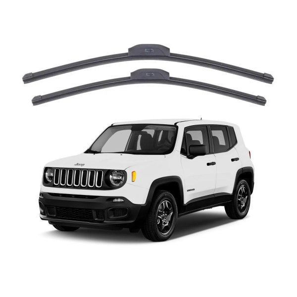 Palheta Slim Limpador Parabrisa Jeep Renegade 2015/..