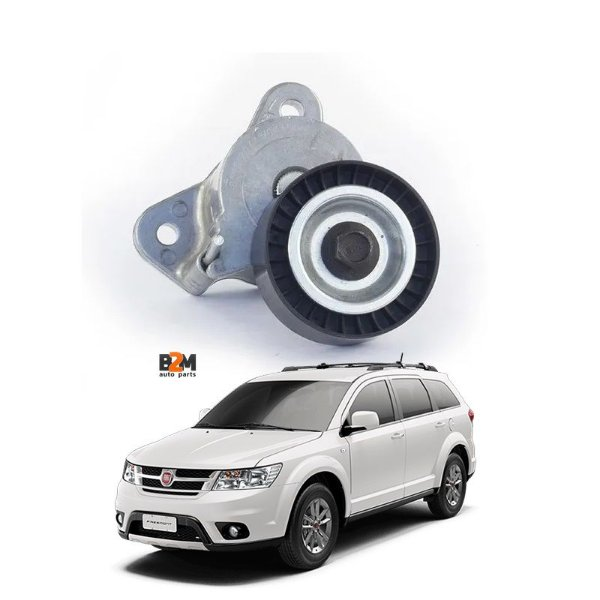 Tensor Correia Alternador Fiat Freemont 2.4 16v 2012/..