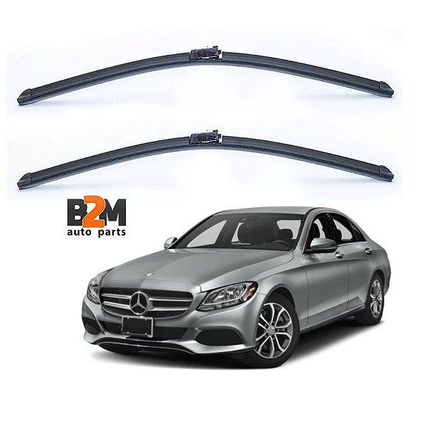 Palheta Slim Limpador Parabrisa Mercedes Benz C180 2012