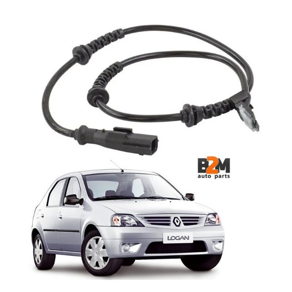Sensor Abs Renault Logan Sandero 1.0 1.6 08/13  479101292r