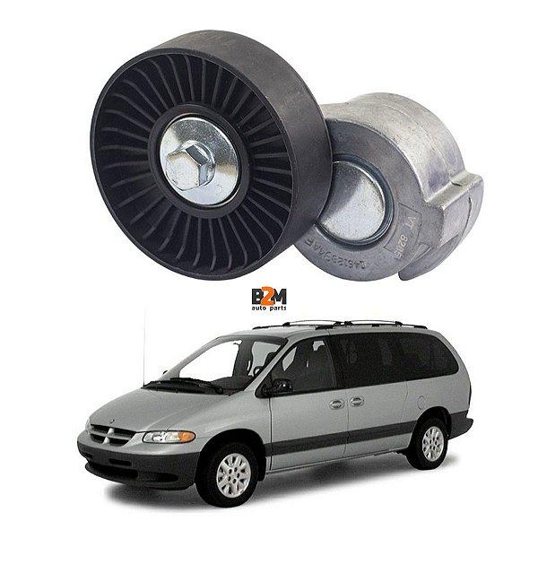 Tensor Alternador Chrysler Caravan 3.0 12v V6 1996 A 2001