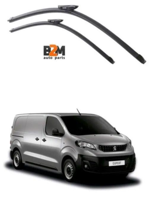 Palheta Slim Limpador Parabrisa Peugeot Expert 2018