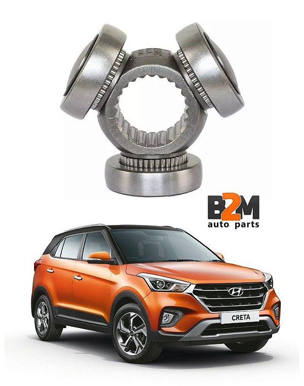 Trizeta Hyundai Creta 2.0 2017/.. Aut. Ld Esquerdo 24 Dentes