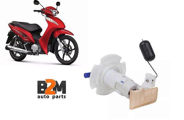 Bomba Combustivel Completa Honda Biz 125 09 A 10 Gasolina