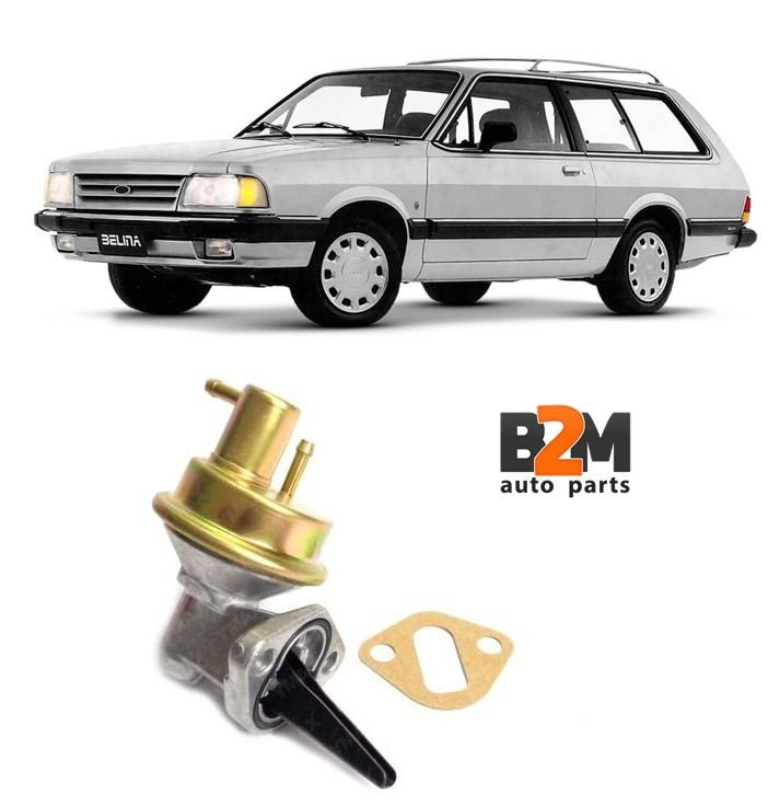 Bomba Combustivel Ford Belina 1.8 89/91 Verona 1.8/2.0 89/94