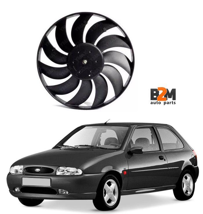 Eletroventilador Ventoinha Ford Fiesta Ecosport Supercharger