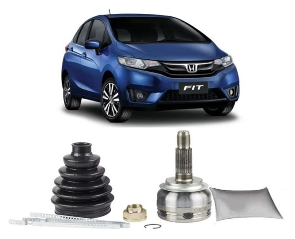Junta Homocinetica Honda New Fit 1.5 2014 A 2017 Automatico