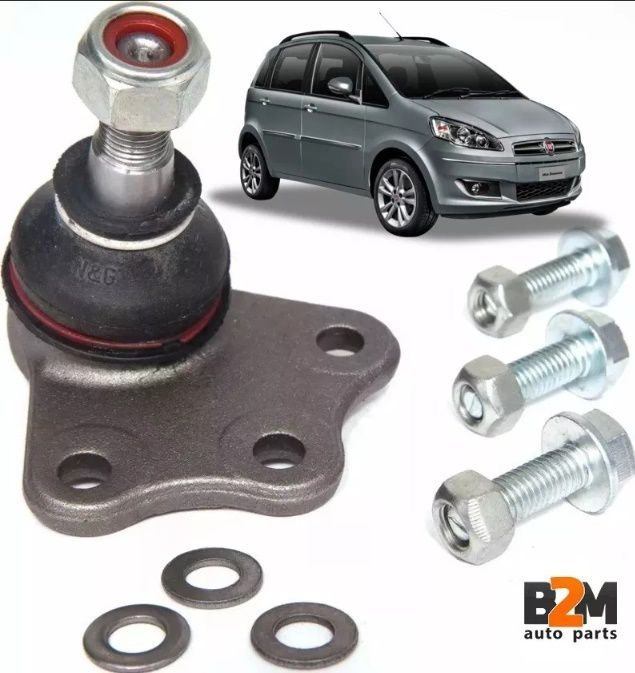 Pivo Inferior Suspensao Fiat Idea 1.4 1.8 2006/2011 7086253