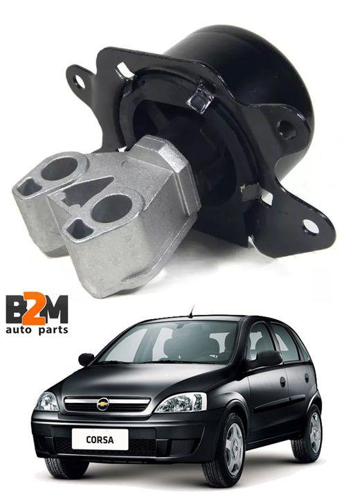 Coxim Motor Cambio Esquerdo Gm Corsa Meriva Montana 93302282