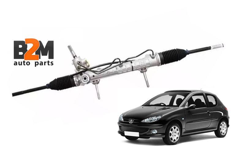 Caixa Direção Hidraulica Peugeot 206 207 Sw Hoggar Escapade
