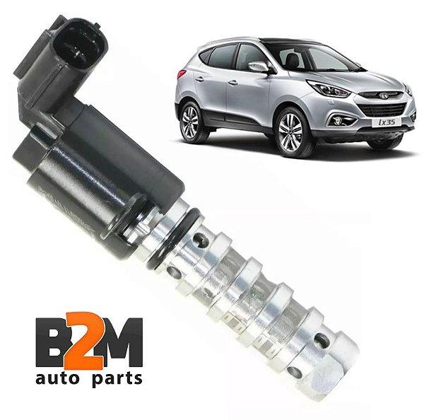 Válvula Solenoide Pressão Óleo Hyundai Ix35 Elantra | Kia Magentis Sorento Sportage Optima