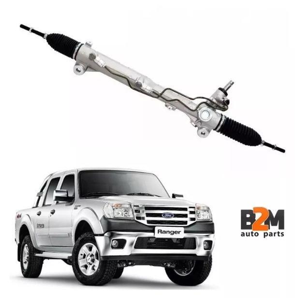 Caixa Direção Hidraulica Ford Ranger 2.2 2.5 3.2 Ab313504bg