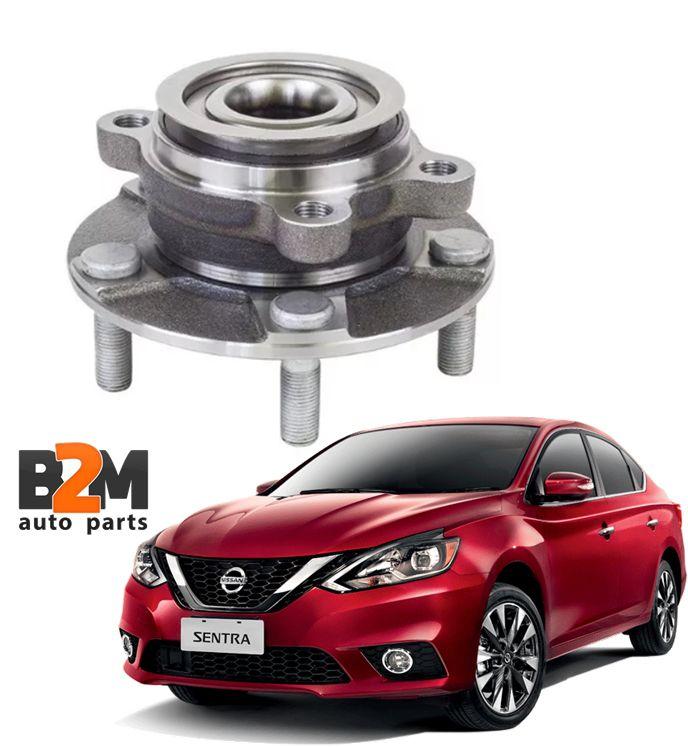 Cubo Roda Dianteira Nissan Sentra 2.0 16v 2014 Em Diante