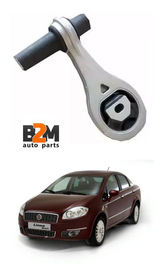Coxim Traseiro Cambio Fiat Linea 1.9 2008 A 2015 51795196