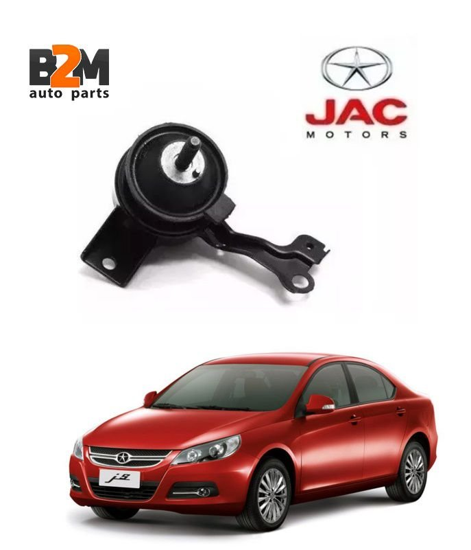 Coxim Motor Hidráulico Lado Direito Jac J5 J6 2012 A 2016