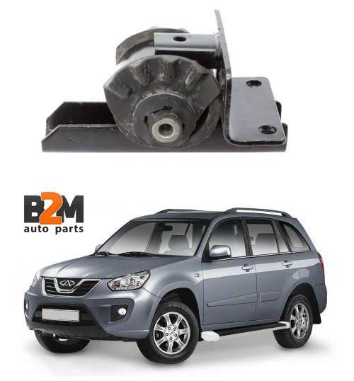 Coxim Motor Hidraulico Chery Tiggo 2.0 16v Lado Esquerdo