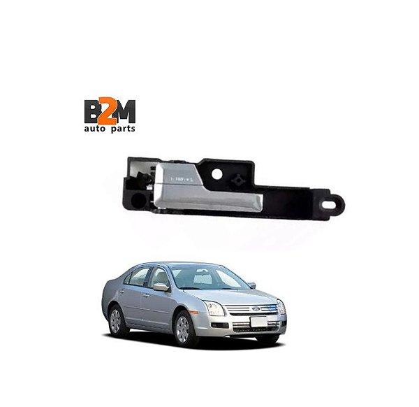 Maçaneta Interna Porta Dianteira Ford Fusion 06/12 L Esquerd