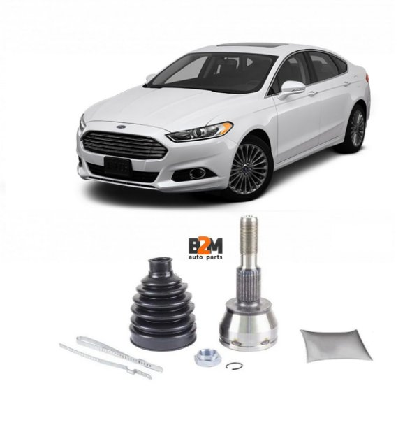 Junta Homocinetica Ford Fusion 2.0 16v 4x4 13 Auto Traseiro
