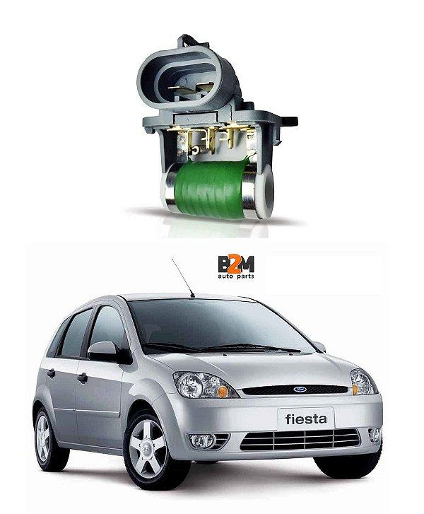 Resistência Do Eletroventilador Ford Fiesta Ecosport Ka