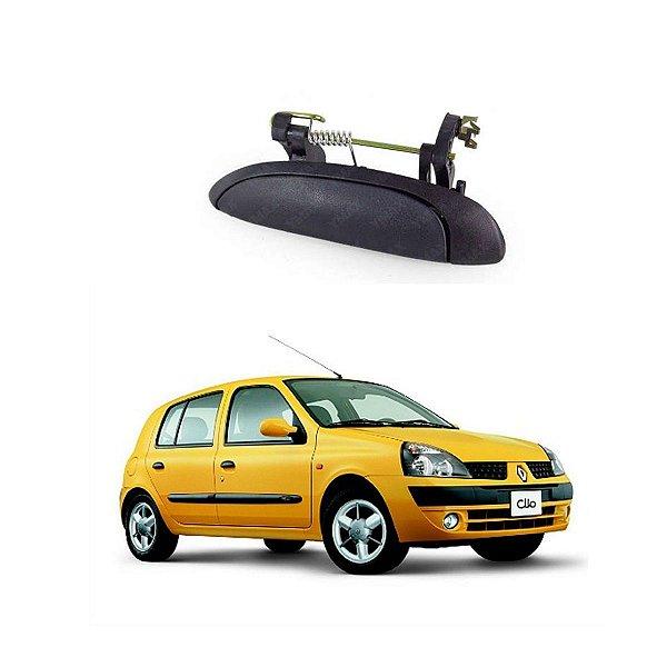Maçaneta Externa Renault Clio Megane Scenic Logan L Esquerdo