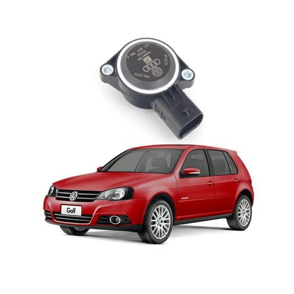 Sensor Do Coletor Tbi Vw Golf Tiguan Jetta Fusca / Audi A3 A4 A5 A6 Q3 Q5 R8 TT
