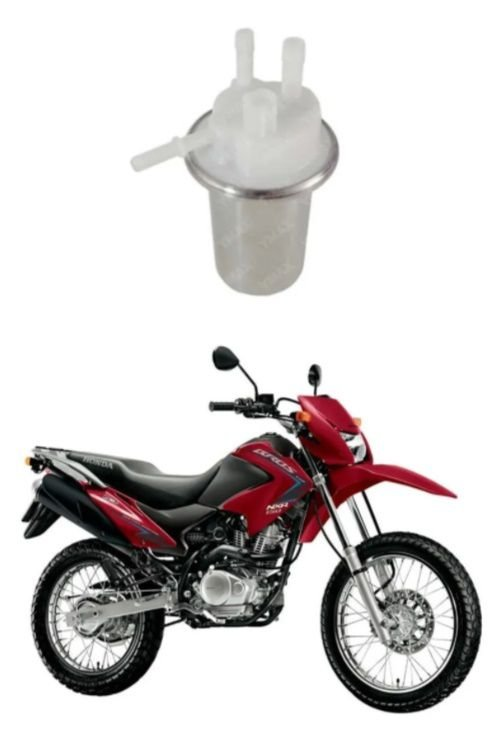Bomba Combustivel Honda Nxr 300 Bros 150 Falcon 400 Flex