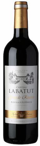 Château Labatut Grande Réserve AOC Bordeaux Supérieur 2015