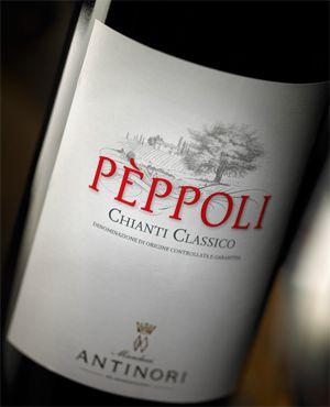 Antinori Chianti Classico Pèppoli DOCG 2017