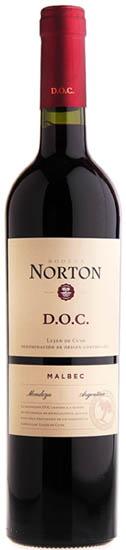 Norton Malbec DOC 2016