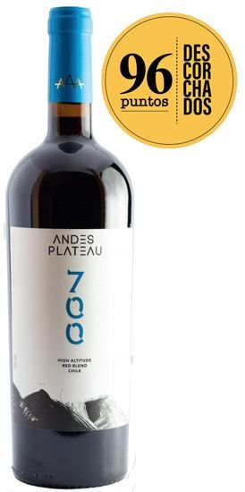 700 Andes Plateau 2017  DC - 96 Pts.