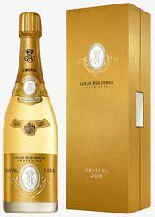 Champagne Cristal Brut 2008 JS-100 Pts.