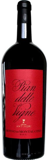Antinori Pian delle Vigne Rosso di Montalcino DOC 2015 JS-92Pts.