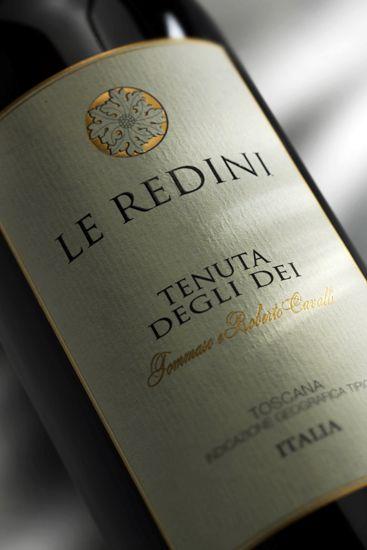 Le Redini Cavalli Rosso IGT 2014   RP - 91 Pts