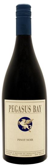 Pegasus Bay Pinot Noir 2012  JS-96Pts