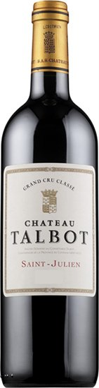 Château Talbot Grand Cru Classé 2013
