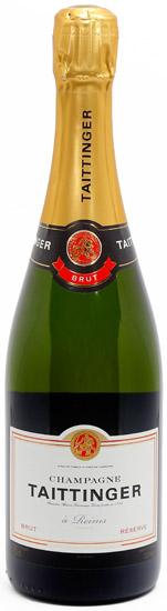 Champagne Taittinger Brut Reserve RP-91Pts.