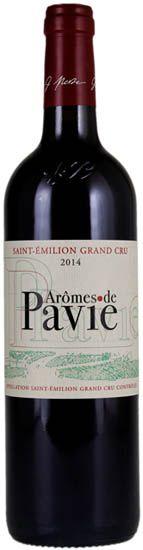 Arômes de Pavie Grand Cru 2015 JS-95 Pts