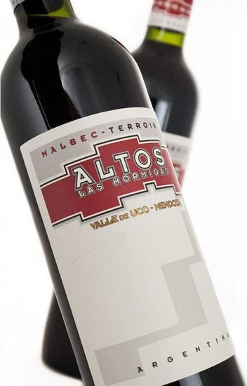 Altos Las Hormigas Malbec Terroir 2016  DS-93Pts