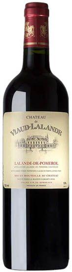 Château de Viaud Lalande-de-Pomerol 2015  JS-92 Pts