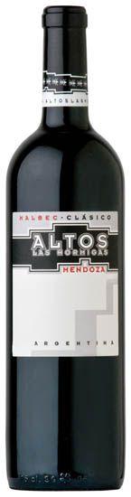 Altos Las Hormigas Malbec Clásico 2018  RP-91Pts